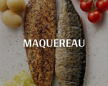 Maquereau | Poissons Fumés | JC David | Boulogne-sur-Mer