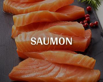 Saumon | Poissons Fumés | JC David | Boulogne-sur-Mer
